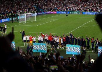 Foto: England football team